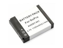 Bateria Para Câmera Gopro Hero Ahdbt-001 Lithium