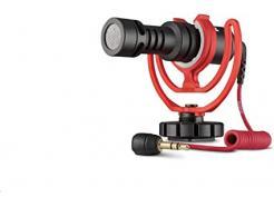 Microfone Rode Videomicro Shotgun Condensador Cardióide *De R$ 999,00 Por: