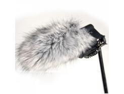 Protetor De Vento Priscila Dead Cat Para Microfone Externo 18cm