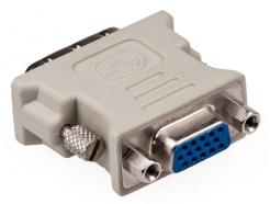 Adaptador Vga F X Dvi-D M 24+1 Para Monitor