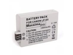 Bateria Para Câmera Canon 1600mah 7.4v 11.8wh Lp-E5