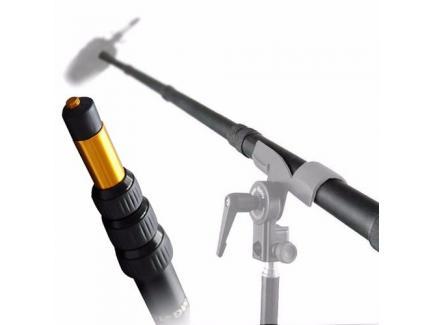 Vara Para Microfone Motes Boom Retrátil Mg-100 3m DE R$ 1.112,00 POR: