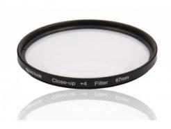 Filtro Close-Up +4 Greika 77mm *De R$ 110,00 Por: