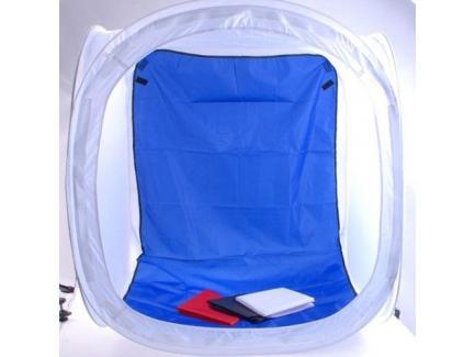 Cabana Tenda Difusora 4 Fundos 40x40cm Mini Estúdio Foto Softbox *Promoção*