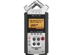 Gravador De Áudio Zoom Digital Profissional H4n Sp