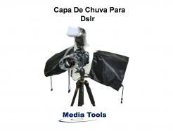 CAPA DE CHUVA PARA CÂMERA DSLR - FULAT