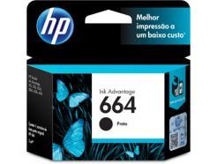 CARTUCHO PRETO HP664 F6V29AB - HP