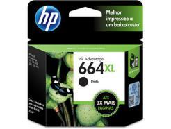CARTUCHO PRETO HP664XL F6V31AB - HP