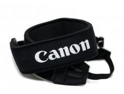 Alça De Pescoço Para Câmera Em Neoprene Canon