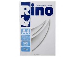 PAPEL A4 75GR / 210 X 297MM PACOTE COM 500 FOLHAS - RINO