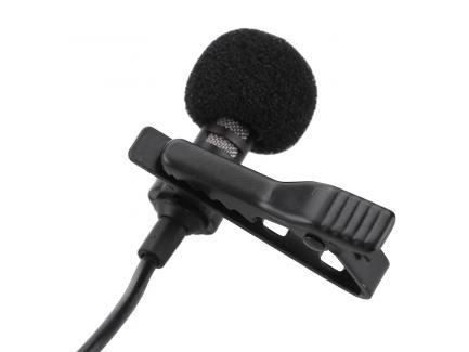 Microfone Lapela Oem Para Celular Iphone Smartphone Ipad
