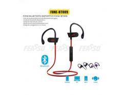 Fone De Ouvido Com Microfone Bluetooth Feasso Esportivo Bt009