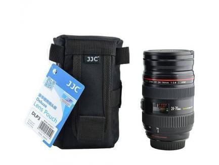 Bolsa Case Porta Lente Jjc Câmera Foto 84x160mm Dlp-3