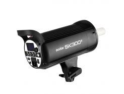 Flash Tocha Estúdio Godox 300w Voltagem 220v Sk300ii