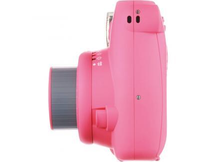 Câmera Fujifilm Instantânea Instax Mini 9 Rosa Flamingo *Promoção*