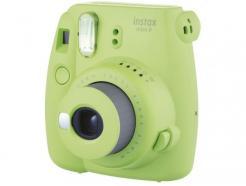 Câmera Fujifilm Instantânea Instax Mini 9 Verde Lima - DE R$ 499,00 POR: