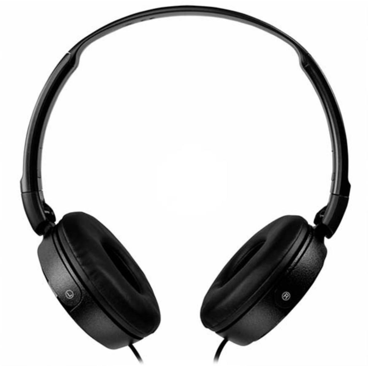 ff0873d92 FONE DE OUVIDO COM MICROFONE SONY MDR-ZX310AP PRETO - Media Tools ...