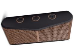 Caixa De Som Bluetooth Logitech X300 Preta E Marrom