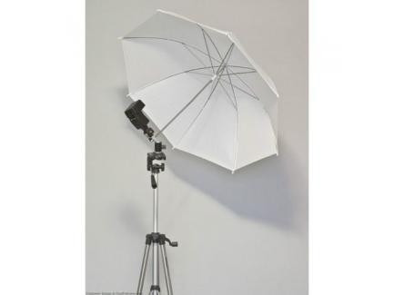Sombrinha Difusora Suavizadora Greika Estúdio Branca Branca 140cm *De R$ 329,00 Por: