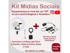 Kit Mídias Sociais Media Tools