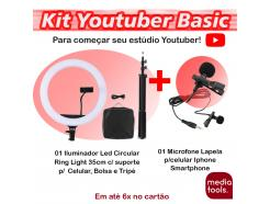 Kit Youtuber Basic Media Tools