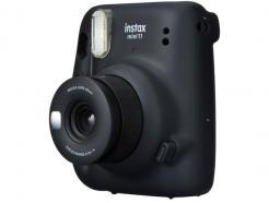 Câmera Fujifilm Instantânea Instax Mini 11 Dark Denim Preta