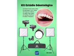 Kit Estúdio Fotografia Odontológica 300w