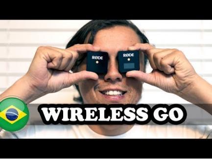 Microfone Wireless Rode Go Ii