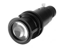 Adaptador De Projeção Fotográfico Sa-P E Lente Sa-01 85mm Para Iluminador Led Fresnel S30 - Godox