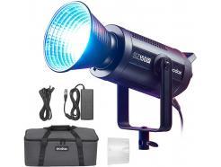 Iluminador Led Godox Vídeo Light Zoom Rgb Strobo Sz150r