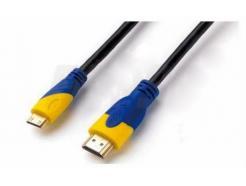 CABO HDMI M X HDMI M MINI 1,8M