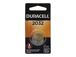 Pilha Bateria Duracell Lithium Tipo Moeda 3v Cr2032-1bt