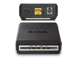 MODEM E ROTEADOR D-LINK ADSL2+ DSL2500E