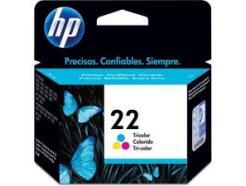 CARTUCHO COLORIDO HP22 C9352AB - HP