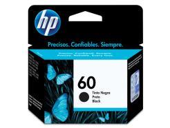 CARTUCHO PRETO HP60 CC640WB - HP