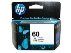 CARTUCHO COLORIDO HP60 CC643WB - HP
