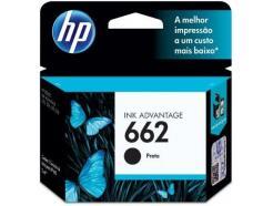 CARTUCHO PRETO HP662 CZ103AB 2ML - HP