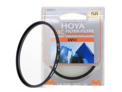 FILTRO UV (C) HOYA 58MM