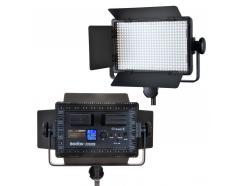 ILUMINADOR LED GODOX PAINEL COM CONTROLE DIGITAL LD500C