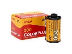 FILME KODAK COLORPLUS 135MM / ISO200 / 36 POSES COLORIDO